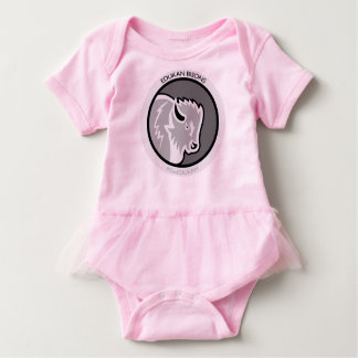 Get your EDDIE the BISON baby items from EDUKAN Baby Bodysuit
