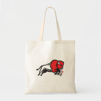 Get your EDDIE the BISON canvas tote from EDUKAN