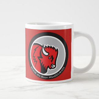 Get your EDDIE the BISON coffee mug from EDUKAN