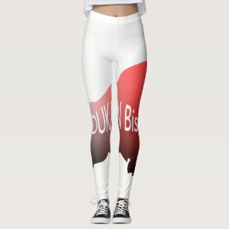 Get your EDDIE the BISON leggings from EDUKAN