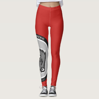 Get your EDDIE the BISON leggings from EDUKAN