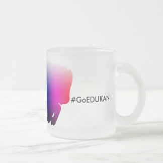Get your EDDIE the BISON rainbow mug from EDUKAN
