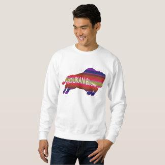 Get your EDDIE the BISON sweatshirt from EDUKAN
