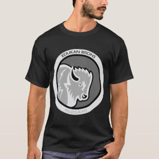 Get your EDDIE the BISON tshirt from EDUKAN