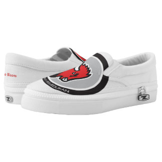 Get your EDDIE the BISON Zipz Slip Ons from EDUKAN