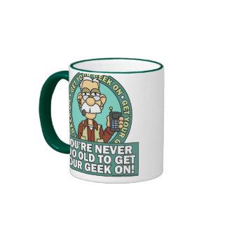 Get Your Geek On Mug