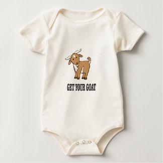 get your goat joke baby bodysuit