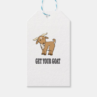 get your goat joke gift tags