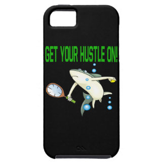 Get Your Hustle On Case For The iPhone 5