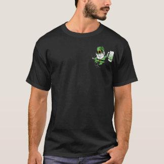 Get Your Irish On Leprechaun (Dark) T-Shirt
