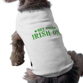 Get Your Irish On Shirt