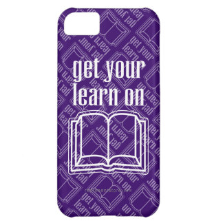 Get Your Learn On iPhone 5C Covers