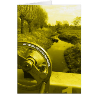 get your life's steering wheel digital photo card