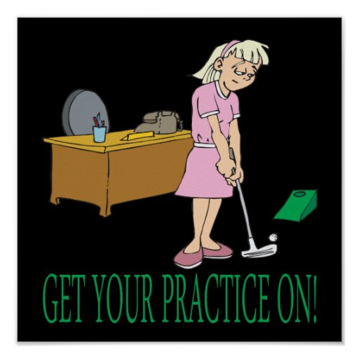 Get Your Practice On Print