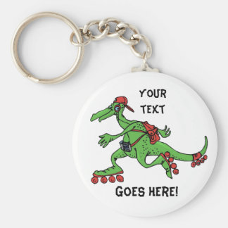 Get your Skates on - CUSTOMIZE Keychain