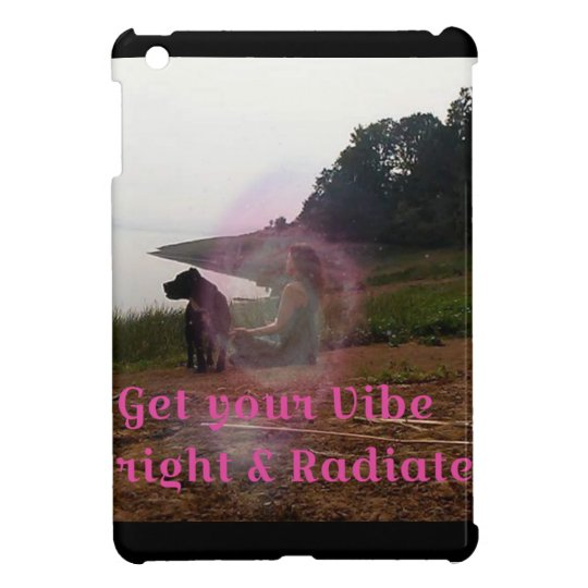 Get your vibe right iPad mini case