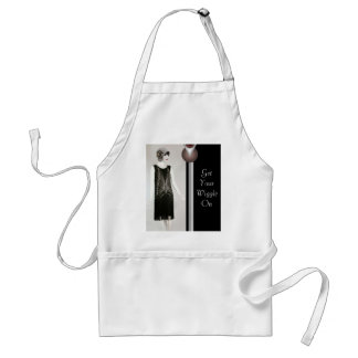 Get Your Wiggle On 1 Standard Apron