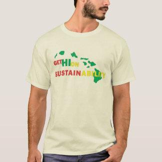 getHIon Sustainability T-Shirt