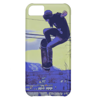 Getting Air - Skateboarder iPhone 5C Case