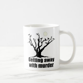 Getting Away with Murder Mugs