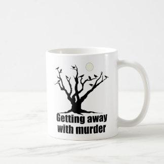 Getting Away with Murder Mugs