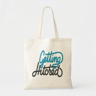 Getting Hitched Tote Bag