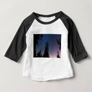 Getting Lost In A Night Sky Baby T-Shirt