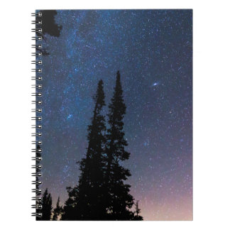 Getting Lost In A Night Sky Notebooks