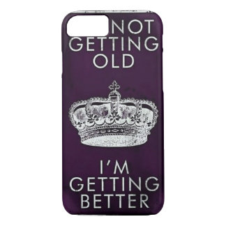 Getting Old iPhone 7 Case