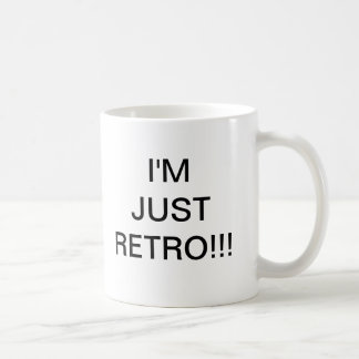 GETTING OLD, SO WHAT... COFFEE MUG