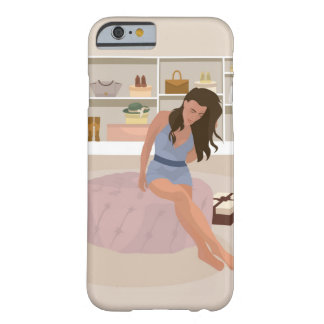 'Getting Ready' Cute Girly iPhone Case