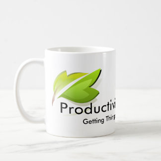 Getting Simple Things Done made Basic White Mug