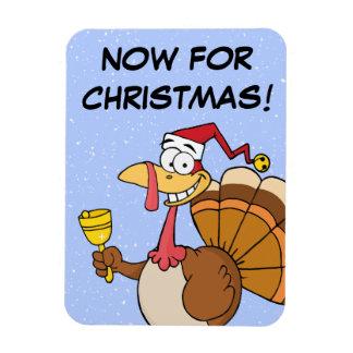 Getting Through the Holiday Season to Christmas Rectangular Photo Magnet