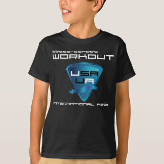 Getto - street workout USA - Ua Fest T Shirt
