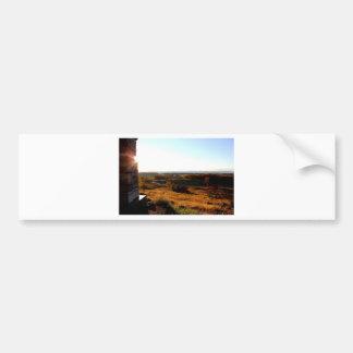 Gettsburg Sunset Bumper Sticker