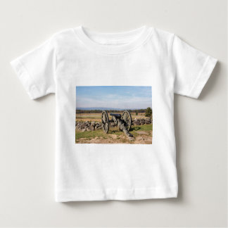 Gettysburg: A view of Pickett's Charge Baby T-Shirt