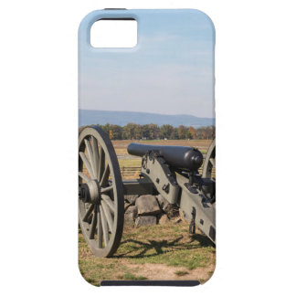 Gettysburg: A view of Pickett's Charge iPhone 5 Cases