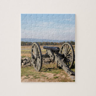 Gettysburg: A view of Pickett's Charge Jigsaw Puzzle