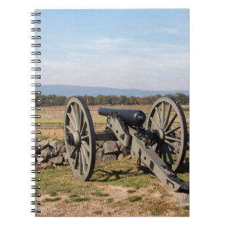 Gettysburg: A view of Pickett's Charge Notebook
