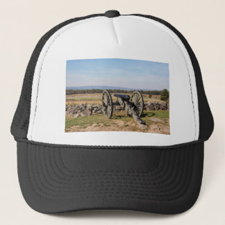 Gettysburg: A view of Pickett's Charge Trucker Hat