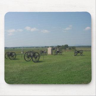 Gettysburg Battlefield Mouse Pad