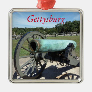 Gettysburg Battlefield Ornament