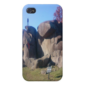 Gettysburg - Devil's Den - iPhone 4 Case