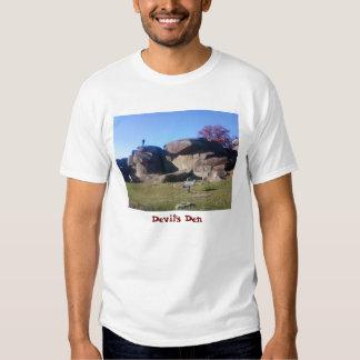 Gettysburg - Devil's Den - Men's T-Shirt