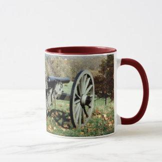Gettysburg, East Cemetery Hill Mug