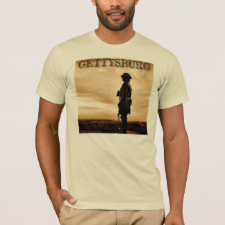 Gettysburg Front-8th OVI Back T-Shirt