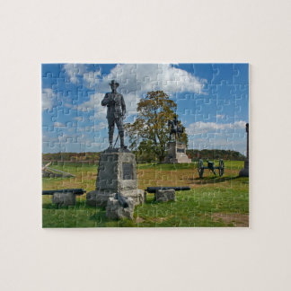 Gettysburg National Park - Buford & Reynolds Jigsaw Puzzle