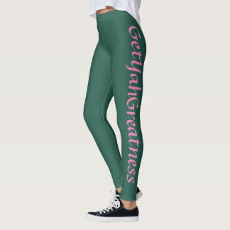 GetYahGreatness Compression Pants
