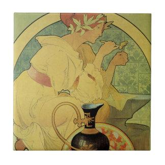 Gewerbe Museen Ceramic Tile
