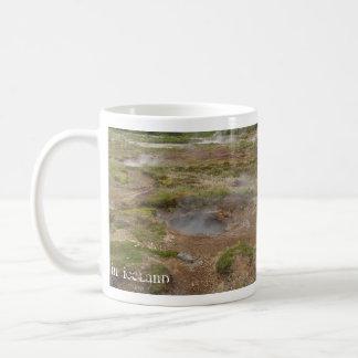 Geysir, Iceland Mugs